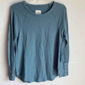 Chaser thermal long sleeve top medium